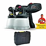 Best Home Paint Sprayers - Wagner W599 Universal Electric Paint Sprayer Gun Review
