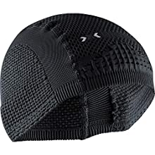 X-Bionic Soma cap Light 4.0, Warmer Unisex – Adulto, Black/Charcoal, M