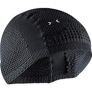 X-BIONIC Soma Cap Light 4.0 Bonnet Black/Charcoal FR : M (Taille Fabricant : 2)