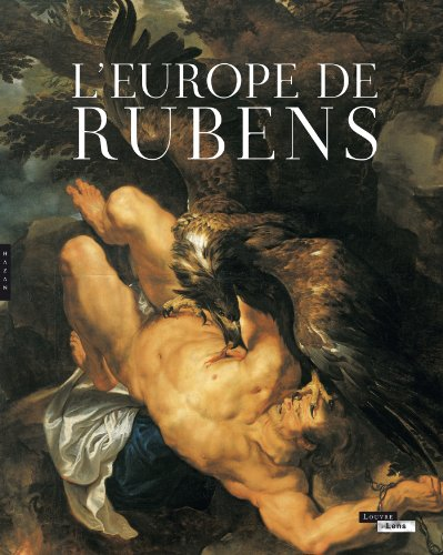 L'europe De Rubens par Blaise Ducos, Collectif