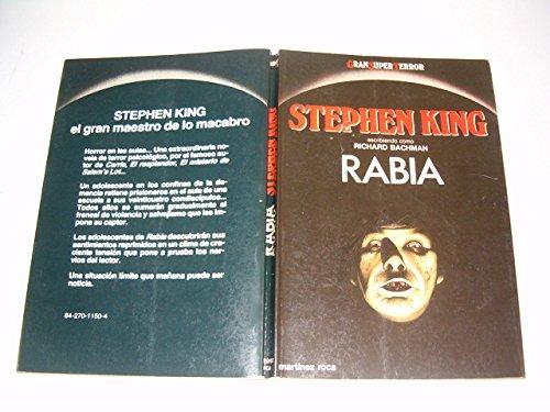 Rabia por Stephen King