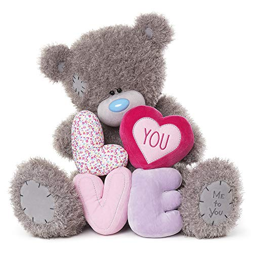 Me to You Love Buchstaben Tatty Teddy Bär