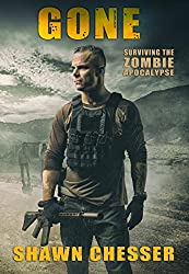 Gone (Surviving the Zombie Apocalypse Book 13) (English Edition)