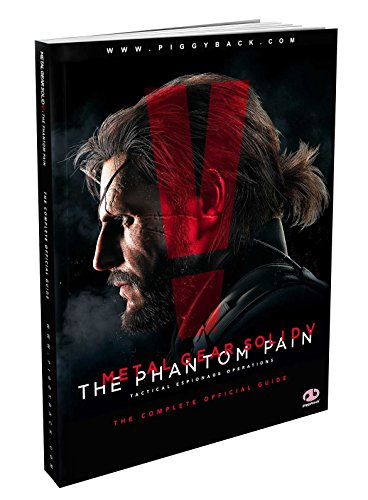 Metal Gear Solid V. The Phantom Pain. La Guía Oficial Completa (Castellano)