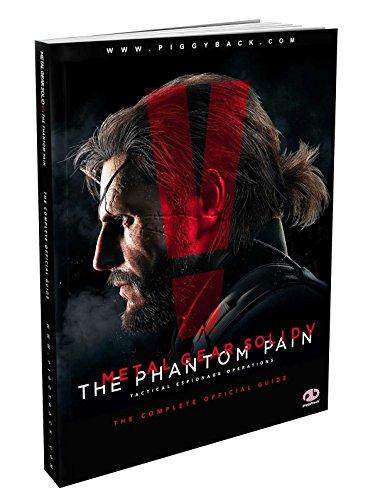Metal Gear Solid V. The Phantom Pain. La Guía Oficial Completa (Castellano) por Vv.Aa.