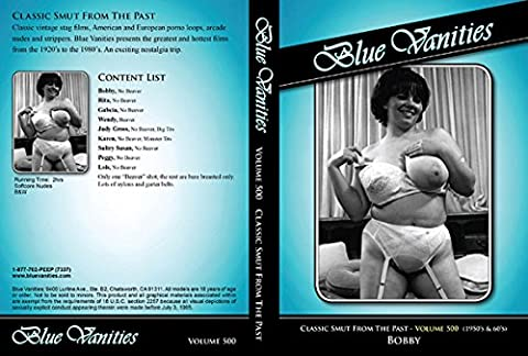 Blue Vanities Vol. 500 - Classic smut from the past