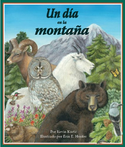 Un día en la montaña por Kevin Kurtz