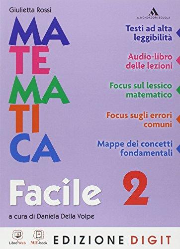 Matematica Traguardi e competenze - Matematica facile 2