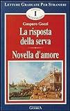 eBook Gratis da Scaricare La risposta della serva Novella d amore Livello intermedio (PDF,EPUB,MOBI) Online Italiano
