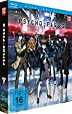 Psycho Pass - 2. Staffel - Box Vol.1 + Sammelschuber (Limited Edition) [Blu-ray]