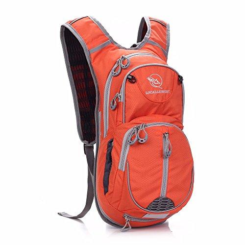 TBB-Pack Rucksack mountaineering Bag Shoulder Bag Outdoor Reiten Reisen Sport Freizeit Tasche Light Blue