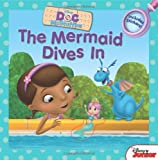 Doc McStuffins the Mermaid Dives in: Includes Stickers!
