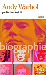 Andy Warhol (Folio Biographies) (French Edition)