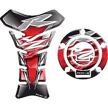 Rot Motorrad Gas Displayschutzfolie Aufkleber//3D Gummi Fuel Tank Pad Tankpad Displayschutzfolie Aufkleber f/ür Yamaha Yamaha Yzf Yzf125r Yzf125 125r 125 r Thundercat Thunderace Movistar Vr46 Vr R1 R6