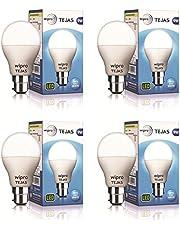 Wipro Tejas Base B22 9-Watt LED Bulb