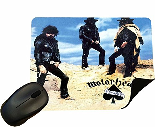 Motorhead - Ace of Spades - Album Cover Mouse Mat / Pad - By Eclipse Gift  Ideas