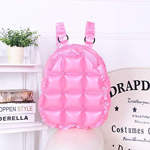 Neue Schultasche Kinderrucksack Für Einen Jungen Rucksäcke Schultaschen Für Mädchen Rucksäcke Aufgeblasen Schultaschen Rosa - Aufgeblasen Mädchen