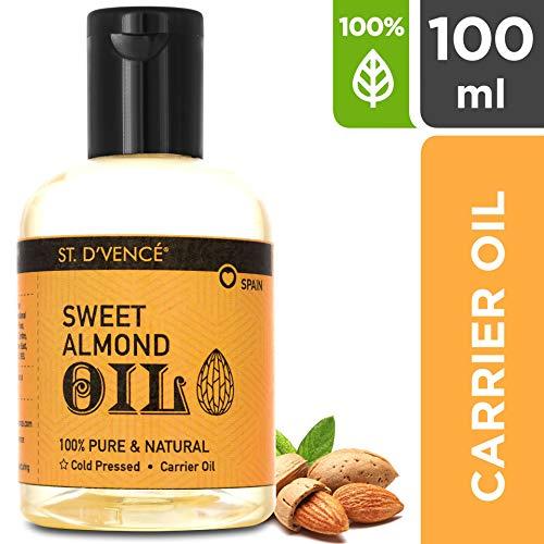 ST. D'VENCE 100% Pure Almond Oil