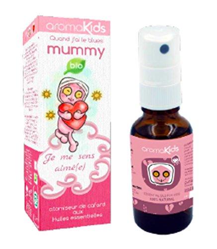 Spray Mummy BIO - Je me sens aimé(e): Tristesse et Peur d'abandon
