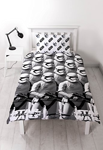 Star Wars Character World Episode 7 Awaken Duvet Set, Single