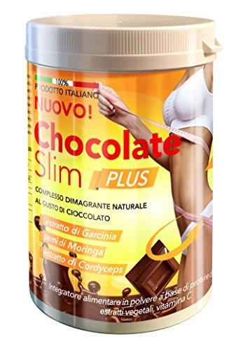 Chocolate Slim Plus integratore dietetico al gusto di cioccolato