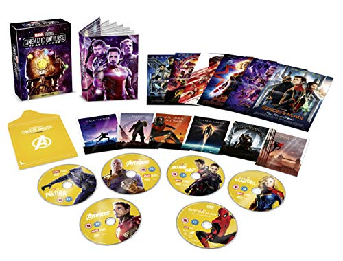 Marvel Cinematic Universe Phase 3.2 [UK Import]