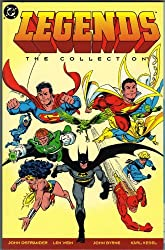 Legends: The Collection by John Ostrander (1993-07-02)