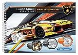 Acquista Clementoni 15212 - Sketchbook Lamborghini