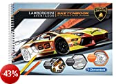 Clementoni 15212 - Sketchbook Lamborghini