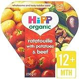 HiPP Ratatouille organique avec pommes de terre et de boeuf 230g