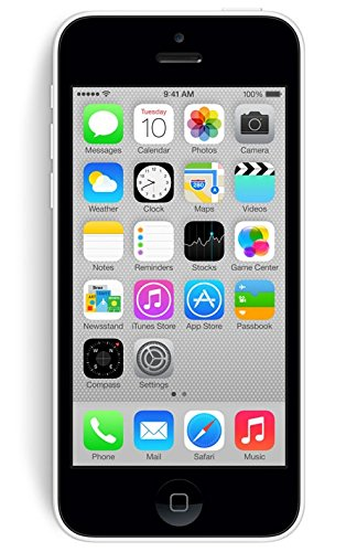 "TIM Apple iPhone 5c 8GB 4"" Single SIM 4G 8GB White - Smartphones (10.2 cm (4""), 8 GB, 8 MP, iOS, 7, White)"
