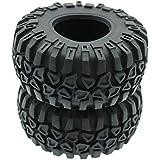 RCAWD 2.2 Inch 130mm RC neumáticos neumáticos de Caucho para RC Crawler RC4WD Axial SCX10 D90