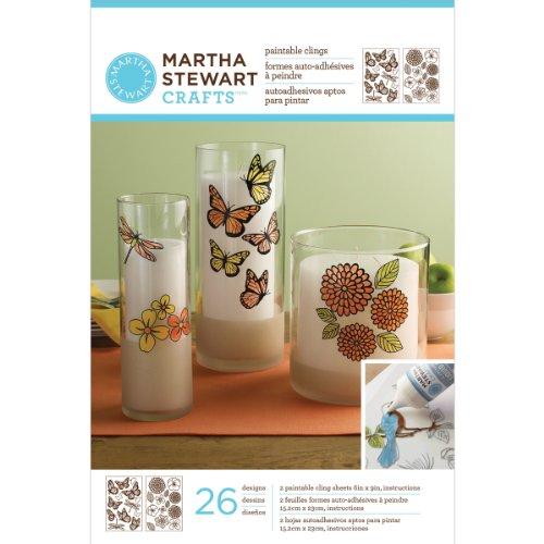 plaid-enterprises-inc-martha-stewart-outline-paintable-cling-butterfly-plus-blossom