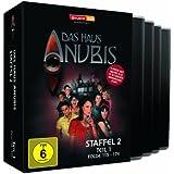 Das Haus ANUBIS - Staffel 2,Teil 1 (Folgen 115-174) [4 DVDs]