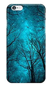 Dreambolic Stars Cannot Shine Without Darkness Back Cover for Apple iPhone 6S