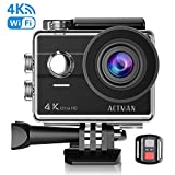 Action Cam Action Kamera ACTMAN Sport Kamera Wasserdicht Kamera HD 1080P Action Cam 4 K Wifi Touch Screen Camcorder Mounting Zubehör Kit 170 Weitwinkel