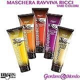 MASCHERA CAPELLI NUANCE DIKSON RAVVIVA COLORE 250 ml (ROSSI)