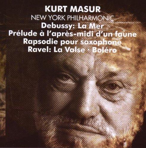 DEBUSSY - RAVEL - Kurt Masur
