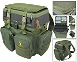 Fishing Seat Box & Rucksack. Roddarch© Fly Sea Coarse Fishing Seat Backpack.