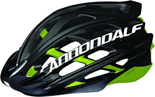 Cannondale Cypher MTB Fahrrad Helm schwarz/grün 2017: Größe: L/XL (58-62cm) -