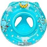EOZY Bouée Bébé Jouets Piscine Flotteur Inflatable Swim Ring Éléphant Motif