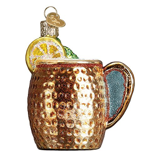 n Erwachsene Party Getränk Glas Ornament (Moscow Mule) ()