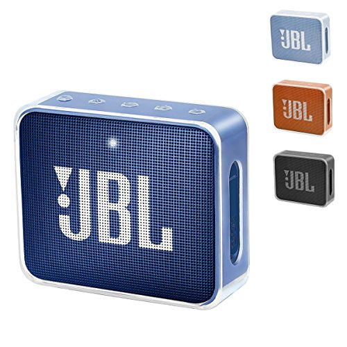 Pushingbest JBL GO 2 Case, Housse TPU Carry Bag pour JBL Go 2 Haut-Parleur Bluetooth [Résistant aux Chocs] [Facile à Transporter] (Transparent)