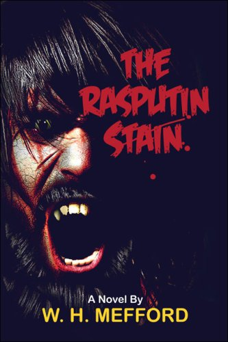 The Rasputin Stain Cover Image