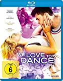 DVD Cover 'We Love To Dance (Blu-Ray)