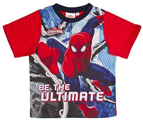 Image of Kids Boys Pyjamas Spiderman Short Pjs Be The Ultimate Size 3-4 Years
