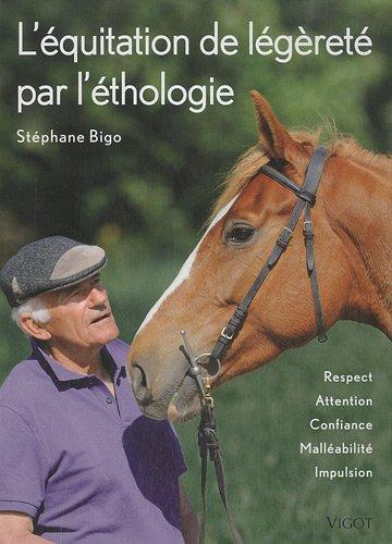 Descargar Libro L'équitation de légèreté par l'éthologie de Stéphane Bigo