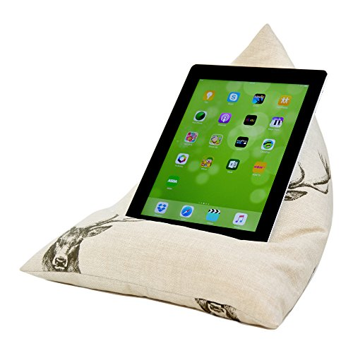 ebean-tablet-cuscino-con-supporto-bean-bag-suitable-for-all-ipads-compresse-e-lettori-di-ebook