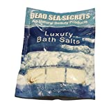 Dead Sea Luxury Bath Salts Original Pure Natural Dead Sea Salts & Soothing Lavender Oil Soak in the Best Dead Sea Salt Formula for Detox Relaxation Spa Skin Treatment Sprains & Muscle Aches All Organic Spa Quality Skin Care 100% Money Back Guarantee Leading Beauty Spa Skin Therapy Now for Men & Women At Home