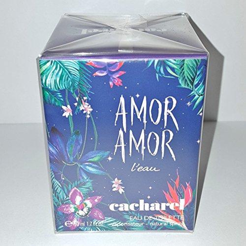 Cacharel Amor Amor L'eau 2016 Eau de Toilette Spray 50 ml
